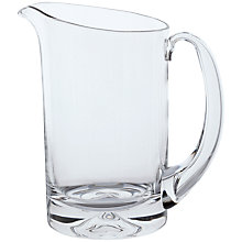Buy Dartington Crystal Dimple Water Jug Online at johnlewis.com
