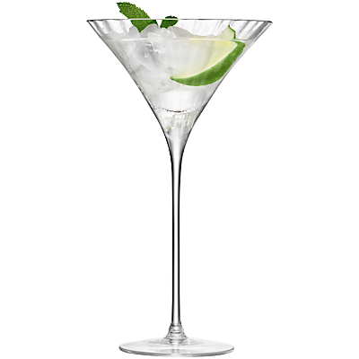 LSA International Aurelia Cocktail Glasses, 275ml, Set of 2