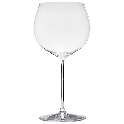 Riedel Veritas Chardonnay Wine Glasses, Set of 2