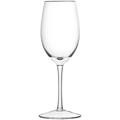 LSA International Bar Collection White Wine Glasses, Set of 4