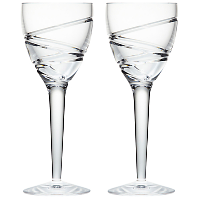 Jasper Conran for Waterford Aura Wine Glasses, Set of 2