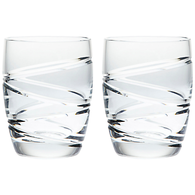 Jasper Conran for Waterford Aura Tumblers, Set of 2