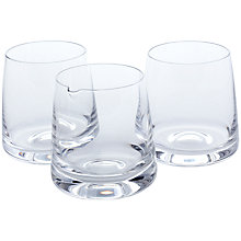 Buy Dartington Crystal Whisky Gift Set, 3 Pieces Online at johnlewis.com