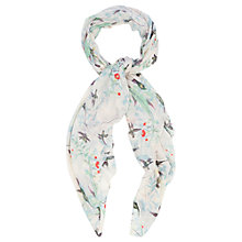 Buy Oasis Hermione Hummingbird Scarf, Multi Online at johnlewis.com
