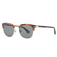 Buy Persol PO3105S Retro Sunglasses, Caffe Online at johnlewis.com