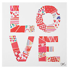 Buy Cardmix Love Words Valentine's Card Online at johnlewis.com