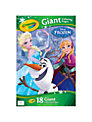 Disney Frozen Crayola Giant Colouring Pages