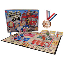 Buy You Cannae Push Yer Granny Off The Bus Board Game Online at johnlewis.com
