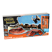 Buy Hexbug Tony Hawk Skate Park Remote Control Skateboard Set Online at johnlewis.com