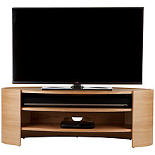 "Buy Tom Schneider Elliptic 1250 TV Stand for TVs up to 55"" Online at johnlewis.com"