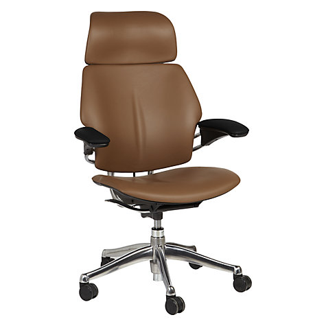 Buy Humanscale Freedom Office Chair With Headrest John Lewis