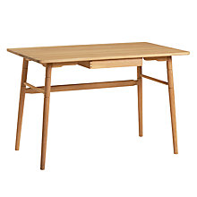Buy John Lewis Croft Collection Office Desk Online at johnlewis.com