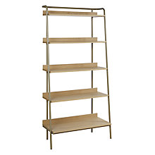 Buy House by John Lewis Beckett Tubular Bookcase Online at johnlewis.com