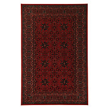 Buy Royal Heritage Herati Rug, Red Online at johnlewis.com