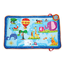 Buy Tiny Love Discover The World Mat, Multi Online at johnlewis.com