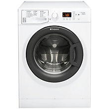 Buy Hotpoint Signature WMSIG937BC Freestanding Washing Machine, 9kg Load, A+++ Energy Rating, 1600rpm Spin, White Online at johnlewis.com