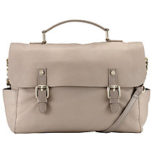 Buy Somerset by Alice Temperley Rosegrove Leather Grab Bag Online at johnlewis.com