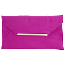 Buy COLLECTION by John Lewis Envelope Clutch Bag Online at johnlewis.com