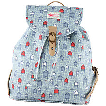 Buy Brakeburn Beach Hut Backpack, Green Online at johnlewis.com