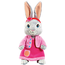 Buy Peter Rabbit Lily Bobtail Soft Toy Online at johnlewis.com