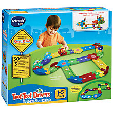 Buy VTech Baby Toot-Toot Drivers Deluxe Track Set Online at johnlewis.com