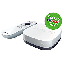 Buy NOW TV HD Smart TV Box, Sports Bundle with 5 Day Pass Online at johnlewis.com