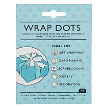 Buy Vivid Wrap Wrap Dots, Pack of 64 Online at johnlewis.com