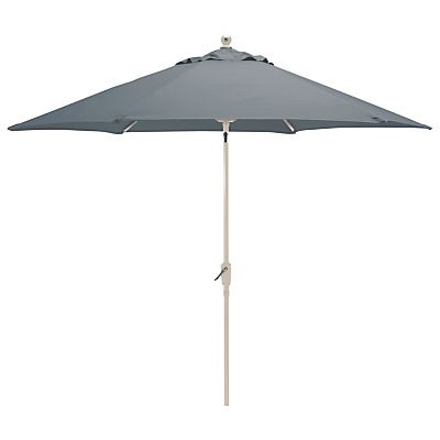 John Lewis Henley by KETTLER Parasol, 2.9m, Pacific Blue