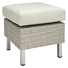Buy John Lewis Madrid Outdoor Stool Online at johnlewis.com