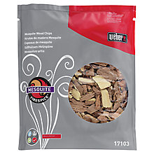 Buy Weber Firespice Mesquite Flavour Wood Chips, 1.4kg Online at johnlewis.com