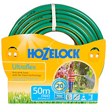 Buy Hozelock Ultraflex Anti-Kink Hose, 50m Online at johnlewis.com