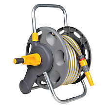 Buy Hozelock 45 Reel with Multi-Purpose Hose, 25m Online at johnlewis.com