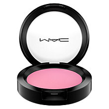 Buy MAC Pro Longwear Blush Online at johnlewis.com