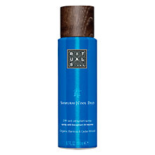 Buy Rituals Samurai Cool Deo Spray, 200ml Online at johnlewis.com