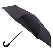 Buy Ted Baker Dot Print Umbrella, Black Online at johnlewis.com