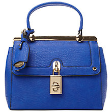 Buy Dune Dinidramey Mini Frame Shoulder Bag, Blue Online at johnlewis.com
