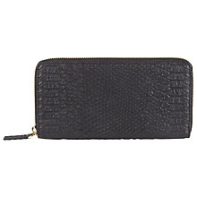 Buy COLLECTION by John Lewis Hayley Zip Around Leather Purse Online at johnlewis.com