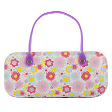 Buy John Lewis Girl Floral Print Sunglasses Case, Multi Online at johnlewis.com
