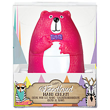 Buy Woodland Bear Hand Cream Online at johnlewis.com