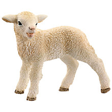 Buy Schleich Farm Life: Lamb Online at johnlewis.com