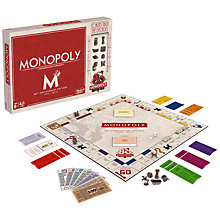 Buy Monopoly 80th Anniversary Special Edition Board Online at johnlewis.com