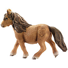 Buy Schleich Farm Life: Shetland Pony Online at johnlewis.com