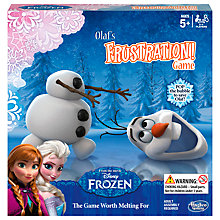 Buy Disney Frozen Olaf's Frustration Game Online at johnlewis.com