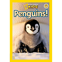 Buy National Geographic Kids: Penguins! Book Online at johnlewis.com