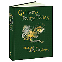 Buy Grimm's Fairy Tales Book Online at johnlewis.com