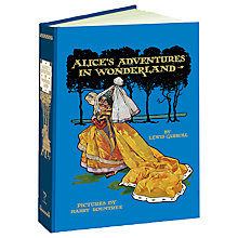Buy Alice's Adventures In Wonderland Book, Illustrated Edition Online at johnlewis.com