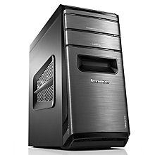 Buy Lenovo K450 Desktop PC, Intel Core i7, 16GB RAM, 2TB+8GB SSHD, Silver & Black Online at johnlewis.com