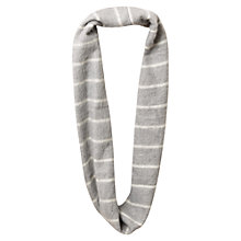 Buy East Zeena Fuzzy Snood, Ash Online at johnlewis.com