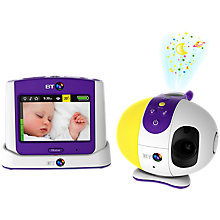 Buy BT Baby Monitor 7500, White Online at johnlewis.com