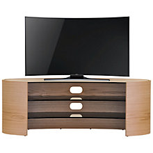 "Buy Tom Schneider Elliptical 1400 TV Stand for TVs up to 65"" Online at johnlewis.com"